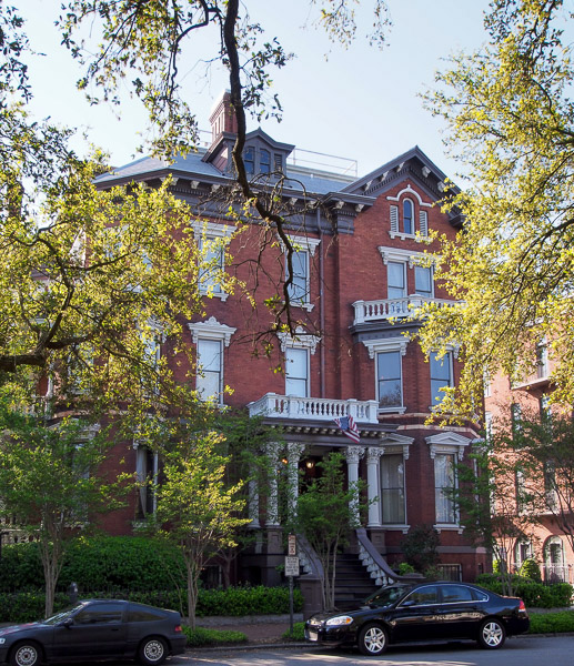 Fun things to do in Savannah : Kehoe House Bed & Breakfast in Savannah, Ga.