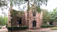 Unitarian Universial Church in Savannah GA.
