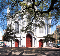 Lutheran Church Ascension in Savannah GA.