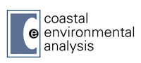 Costal Environmental Analysis Logo.