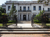 Armstrong Mansion in Savannah GA.