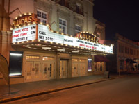 Fun things to do in Savannah : Lucas Theatre.