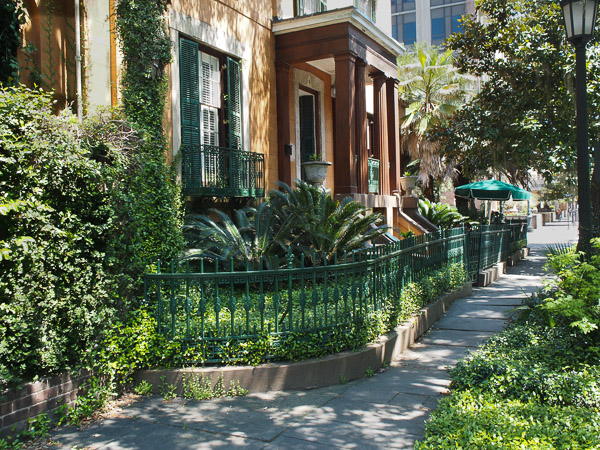 Fun things to do in Savannah : Old Sorrel-Weed House in Savannah GA.