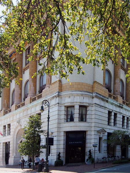 Gryphon Tea Room Bull Street Savannah Ga