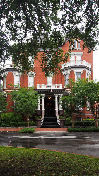 Fun things to do in Savannah : Kehoe House (circa 1892) in Savannah GA.