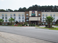 Best Western PLUS in Port Wentworth GA.