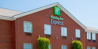 Fun things to do in Savannah : Holiday Inn Express I-95 North in Port Wentworth GA.