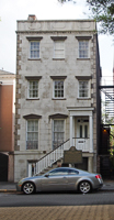 Flannery O'Connor Childhood Home in Savannah GA.
