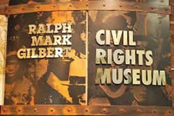 Ralph Mark Gilbert Civil Rights Museum in Savannah GA.