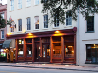 Churchill's Pub in Savannah GA.