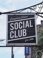 Social Club in Savannah GA.