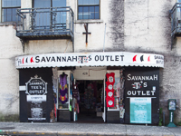 Savannah  T's Outlet in Savannah GA.