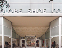 Globe Shoe Co in Savannah GA.
