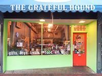 Grateful Hound in Savannah GA.