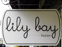 Lily Bay Studio & Bazaar in Savannah GA.