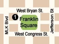 Franklin Square Map.