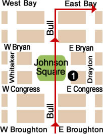 Johnson Square Map Day 1.