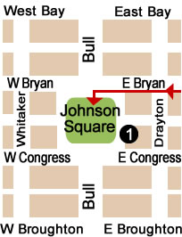 Johnson Square Map Day 2.