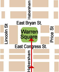 Warren Square Map Day 2.