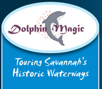 Dolphin Magic tours in Savannah GA.