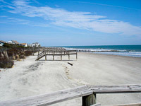 Fun things to do in Savannah : Folly Beach in Charleston, SC.