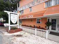 Atlantis Inn in Tybee Island GA.