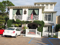 Fun things to do in Savannah : Desoto Beach Bed & Breakfast in Savannah GA.