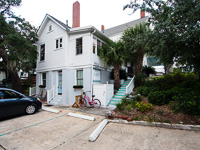 Surf Song Bed & Breakfast in Tybee Island GA.