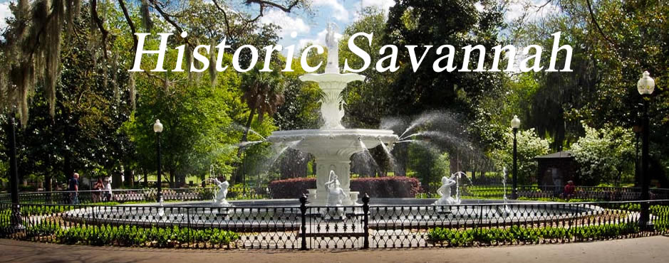 Fun things to do in Savannah GA
